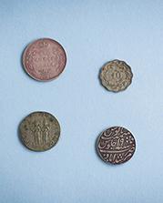 1947 antique coins