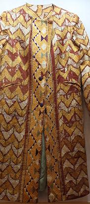 phulkari coat -donated by Gurpreet Kaur Maini - india partition 1947