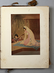 india pakistan 1947 patition paitings