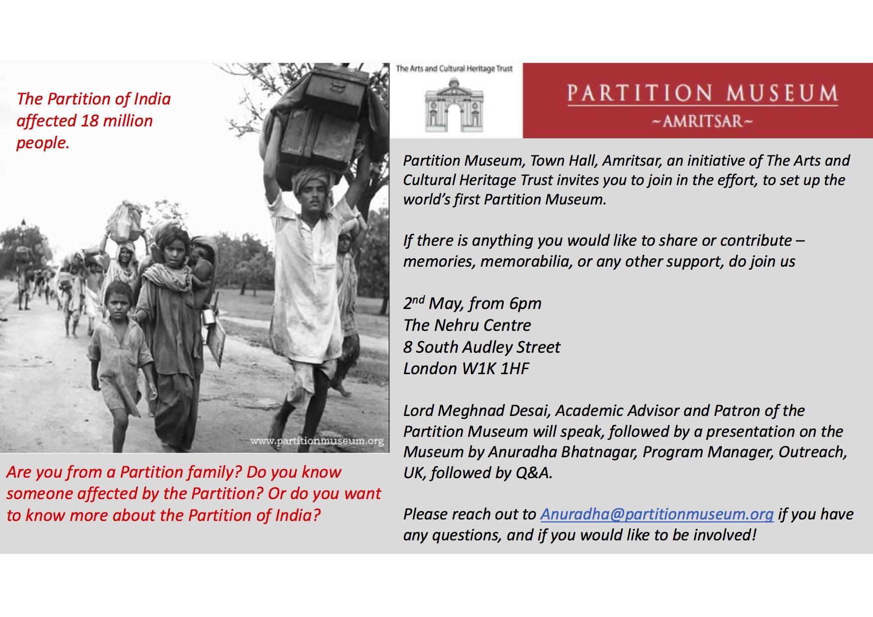 nehru centre invite
