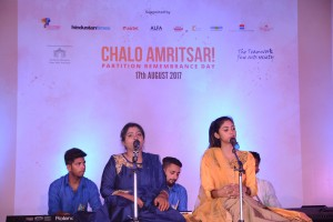 An evening of Sufi music with the Hasmat Sultana Sisters