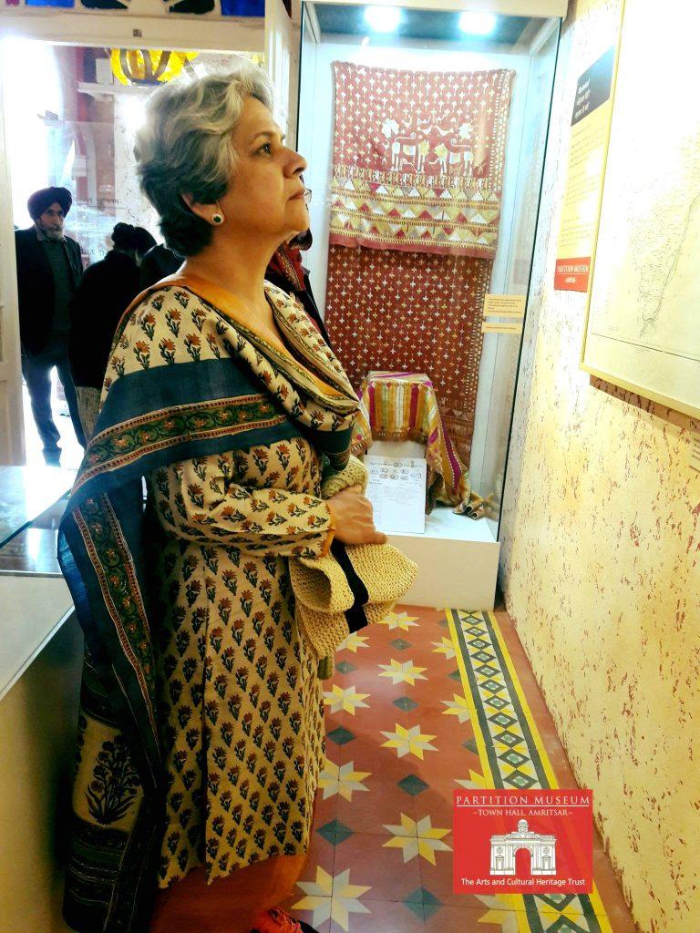 Director of IAS Academy, Upma Chaudary